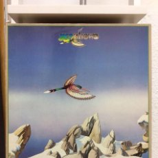 Discos de vinilo: YES - YESSHOWS - LP DOBLE GATEFOLD - ED.ALEMANA 1980. Lote 190130298