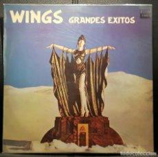 Discos de vinilo: PAUL MCCARTNEY - WINGS - BEATLES - GRANDES EXITOS - LP - ARGENTINA - TITULOS EN ESPAÑOL - EXCELENTE. Lote 190130792