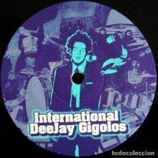 Discos de vinilo: LINDA LAMB - HOT ROOM - HOT ROOM TIGA REMIX (SOULWAX-INTERNACIONAL DEEJAY GIGOLOS-DJ HELL. Lote 190131317