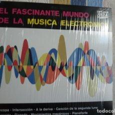 Discos de vinilo: EL FASCINANTE MUNDO DE LA MÚSICA ELECTRÓNICA (TOM DISSEVELT & KID BALTAN) REEDICIÓN. Lote 190131911