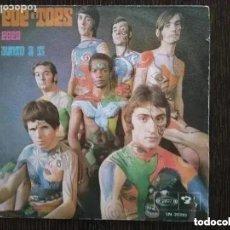 Discos de vinilo: POP TOPS - PEPA (SG) 1968. Lote 190132166