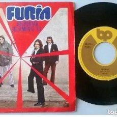 Discos de vinilo: FURIA / DESPERTAR / SINGLE 7 INCH. Lote 190149966