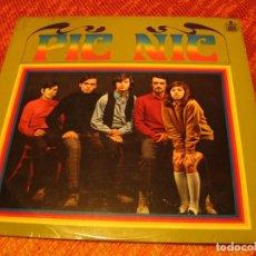 Discos de vinilo: PIC-NIC LP PICNIC HISPAVOX JEANETTE ORIGINAL ESPAÑA 1968 LAMINADA. Lote 190151678