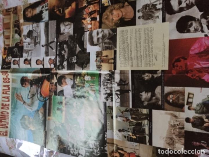 Discos de vinilo: EL ULTIMO DE LA FILA. Coleccion (4 vinilos lp 1991 ) - Foto 3 - 67876233