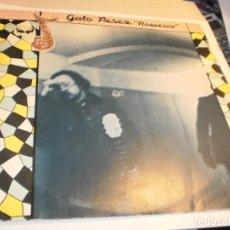 Discos de vinilo: LP GATO PÉREZ. ROMESCO. CABRA 1979 SPAIN (PROBADO Y BIEN, ESTADO NORMAL). Lote 190156658