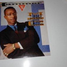 Discos de vinilo: VINILO LP DE MC HAMMER. PLEASE HAMMER DON'T HURT. Lote 190156745