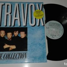 Discos de vinilo: VINILO LP. ULTRAVOX. THE COLLECTION.. Lote 190159130