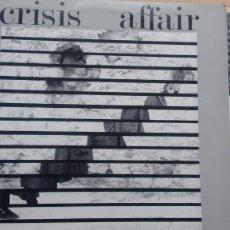 Discos de vinilo: MAXISINGLE ( VINILO) DE CRISIS AFFAIRE AÑOS 80. Lote 190162000