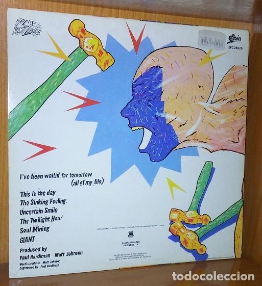 Discos de vinilo: THE THE - SOUL MINING (LP) DISCO DE VINILO - 1983 - Foto 2 - 176705413