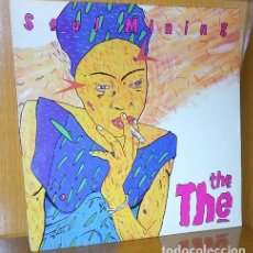 Discos de vinilo: THE THE - SOUL MINING (LP) DISCO DE VINILO - 1983. Lote 176705413