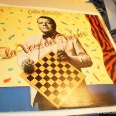 Discos de vinilo: LP LA VOSS DEL TRÓPICO. CAPABLANCA. ARIOLA 1982 SPAIN (PROBADO Y BIEN, BUEN ESTADO). Lote 190164958