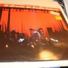 Discos de vinilo: LP 2 DISCOS RADIO FUTURA. ESCUELA DE CALOR. EL DIRECTO. ARIOLA 1989 SPAIN (PROBADO, BUEN ESTADO). Lote 190165807