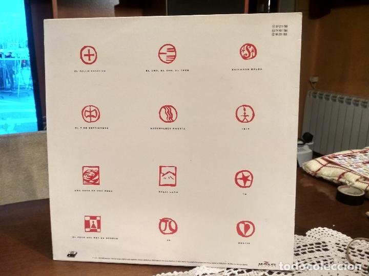Discos de vinilo: LP - MECANO - AIDALAI con encarte letras - Foto 2 - 190168643