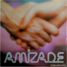 Discos de vinilo: VVAA (JAYME MARQUES, WILSON SIMONAL...) - AMIZADE - LP SPAIN 1975 - RCA VICTOR ECPL-3037. Lote 190172315