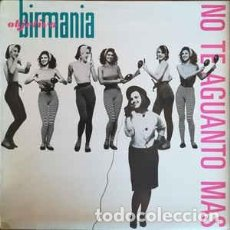 Discos de vinilo: OBJETIVO BIRMANIA - MAXI-SINGLE SPAIN 1984. Lote 190176708
