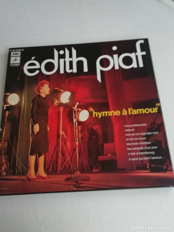 EDITH PIAF (Música - Discos - LP Vinilo - Canción Francesa e Italiana)
