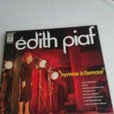 Discos de vinilo: EDITH PIAF. Lote 190210810