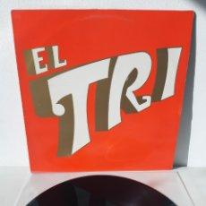 Discos de vinilo: EL TRI. WEA. 1986. 254686-1. PUNK MEXICANO. MUY DIFÍCIL!!. Lote 190211007