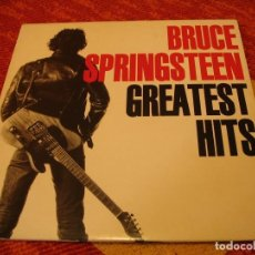 Discos de vinil: BRUCE SPRINGSTEEN DOBLE LP GREATEST HITS CBS SONY ORIGINAL ESPAÑA 1995 DESPLEGABLE + FUNDAS. Lote 190232725