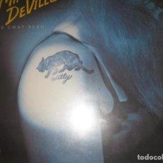 Discos de vinilo: MINK DEVILLE LE CHAT BLEU ( 1980 CAPITOL ) OG ESPAÑA LEA DESCRIPCION. Lote 190236532
