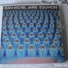 Discos de vinilo: JEAN MICHEL JARRE EQUINOXE. Lote 190283482
