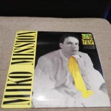 Discos de vinilo: MIKO MISSION-STRIP TEASE. MÁXI ESPAÑA. Lote 190292525