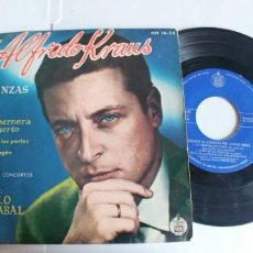 Discos de vinilo: ALFREDO KRAUS-EP ROMANZAS-VOL.1 . Lote 190335555