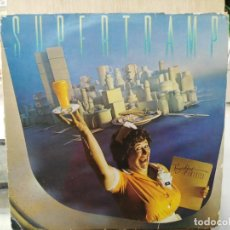 Discos de vinilo: SUPERTRAMP - BREAKFAST IN AMERICA - LP. DEL SELLO AM RECORDS DE 1979. Lote 190337007