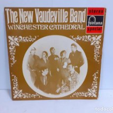 Disques de vinyle: THE NEW VAUDEVILLE BAND- WINCHESTER CATHEDRAL (512). Lote 190340955