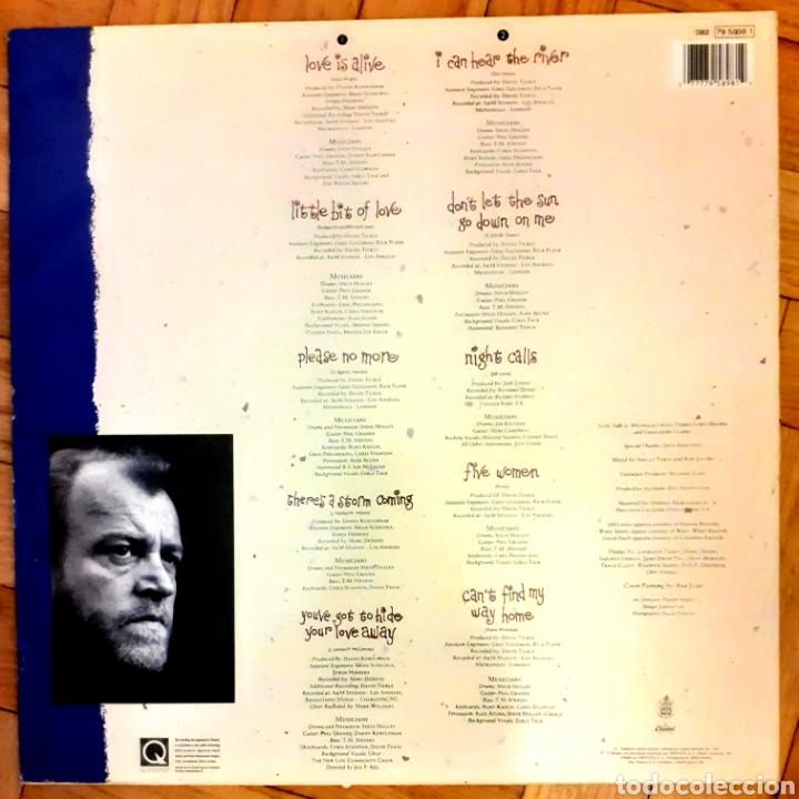 Discos de vinilo: JOE COCKER NIGHT CALLS LP muy buen estado - Foto 2 - 190365432