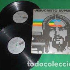 Discos de vinilo: CAMILO SESTO / TEDDY BAUTISTA / ANGELA CARRASCO – JESUCRISTO SUPERSTAR (VERSIÓN EN ESPAÑOL). Lote 190368811