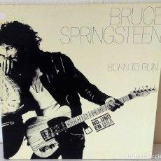 Discos de vinilo: BRUCE SPRINGSTEEN - BORN TO RUN S 80959 C B S - (1975) GAT. Lote 190369265