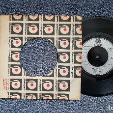 Discos de vinilo: STATUS QUO - WILD SIDE OF LIFE / ALL THROUGH THE NIGHT . EDITADO EN INGLATERRA. AÑO 1.976.. Lote 190375320