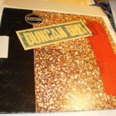 Discos de vinilo: LP DUNCAN DHU. GRABACIONES OLVIDADAS. GRABACIONES ACCIDENTALES 1989 SPAIN INSERTO (PROBADO Y BIEN). Lote 190391616