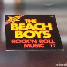 Discos de vinilo: THE BEACH BOYS -- ROCK´N ROLL MUSIC / THE TM SONG----MINT ( M ). Lote 182700678