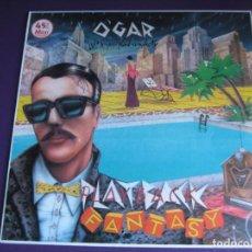 Disques de vinyle: O'GAR MAXI SINGLE VICTORIA 1983 PLAYBACK FANTASY - ITALODISCO 80'S - DIRIA Q SIN ESTRENAR SYNTH POP. Lote 190430775