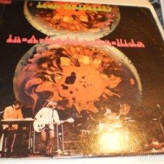 Discos de vinilo: LP IRON BUTTERFLY. IN A GADDA DA VIDA. ATCO RECORDS 1968 USA (PROBADO Y BIEN). Lote 190452408