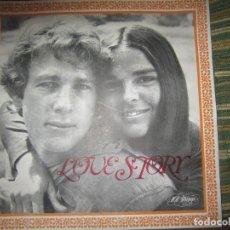 Discos de vinilo: 101 STRINGS - LOVE STORY / JE TÁIME...MOI NON PLUS SINGLE ORIGINAL ESPAÑOL - DIM RECORDS 1971 -. Lote 190454286
