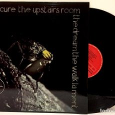 Discos de vinilo: THE CURE - THE UPSTAIRS ROOM / THE DREAM / THE WALK / LAMENT. Lote 190454950