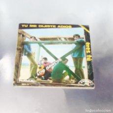 Discos de vinilo: LOS BRINCOS ----- TU ME DIJISTE ADIOS & ERES TU -- AÑO 1965 VG +. Lote 190464078