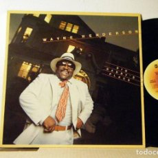 Discos de vinilo: WAYNE HENDERSON LP BIG DADDY'S PLACE 1977 / CRUSADERS, GREAT SOUL FUNK JAZZ, ORG EDT USA, EXC. Lote 190475138