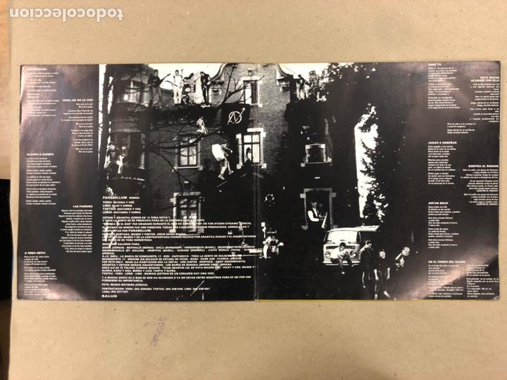 """Discos de vinilo: PARABELLUM """"BRONKA EN EL BAR"""". L.P. GOR DISKOS 1991. GATEFOLD. - Foto 2 - 190485601"""