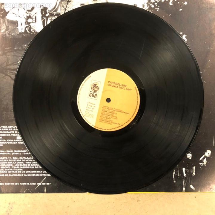 """Discos de vinilo: PARABELLUM """"BRONKA EN EL BAR"""". L.P. GOR DISKOS 1991. GATEFOLD. - Foto 3 - 190485601"""