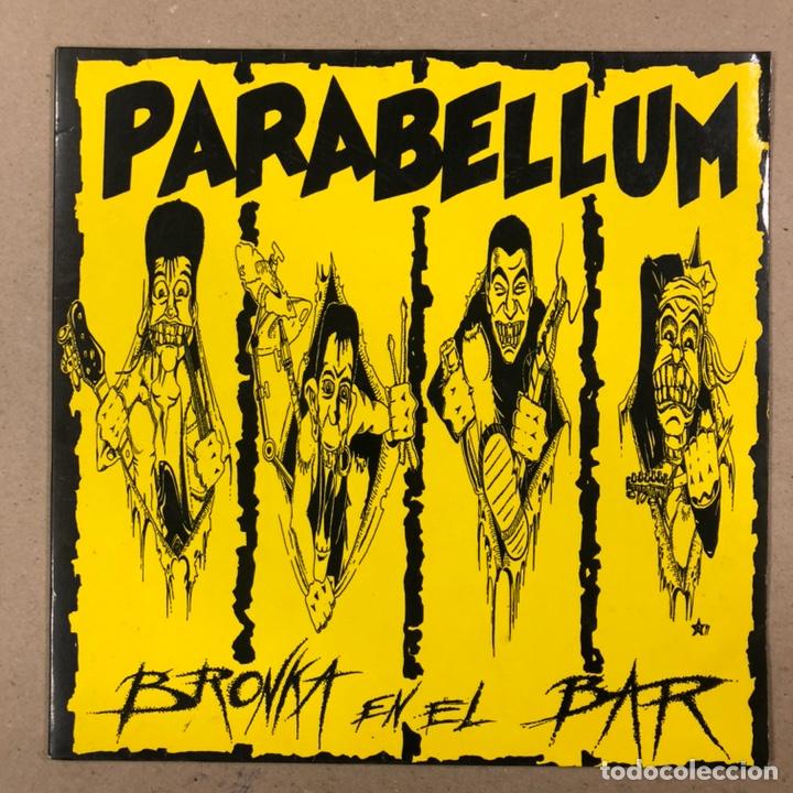 """PARABELLUM """"BRONKA EN EL BAR"""". L.P. GOR DISKOS 1991. GATEFOLD. (Música - Discos - LP Vinilo - Grupos Españoles de los 90 a la actualidad)"""