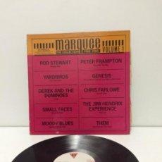Discos de vinilo: MARQUEE - THE COLLECTION 1958-1983 VOLUME 1 - LP. Lote 190489710