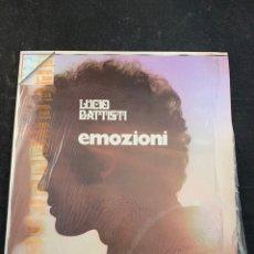 Discos de vinilo: LUCIO BATTISTI. Lote 190495308