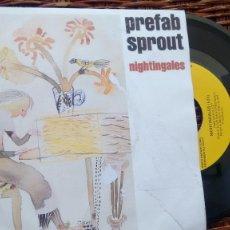 Discos de vinil: SINGLE ( VINILO) DE PREFAB SPROUT AÑOS 80. Lote 190496301
