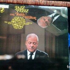 Discos de vinilo: LP ( VINILO) DE TEDDY WILSON AÑOS 70. Lote 190497966