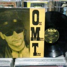 Discos de vinilo: LMV - ONE MORE TIME. QUALITE 1992, REF. QR-054. Lote 190501258