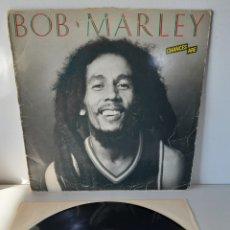 Discos de vinilo: BOB MARLEY. CHANCES ARE. WEA. 99183. ESPAÑA. Lote 190501377
